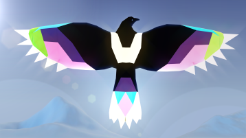 Magpie_above